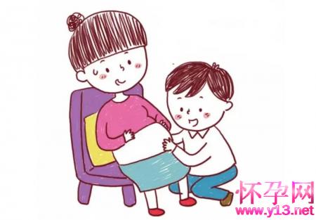 男宝女宝的胎动不一样?