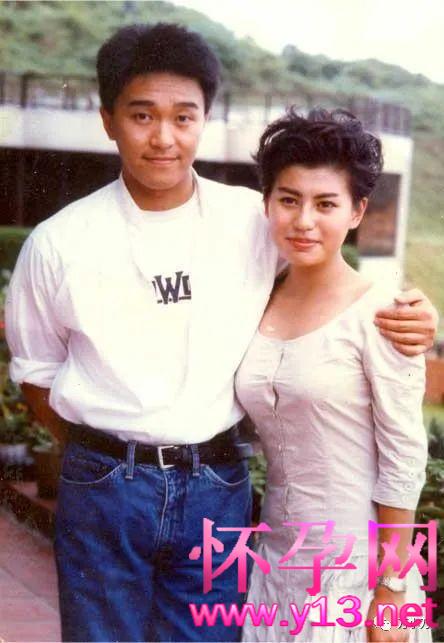 罗慧娟个人资料照片:罗慧娟与周星驰的故事