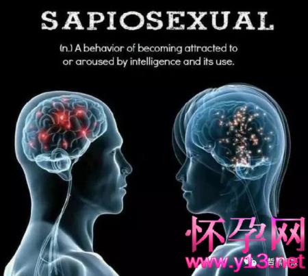 智性恋:智力,已经成为激起性欲的重要元素